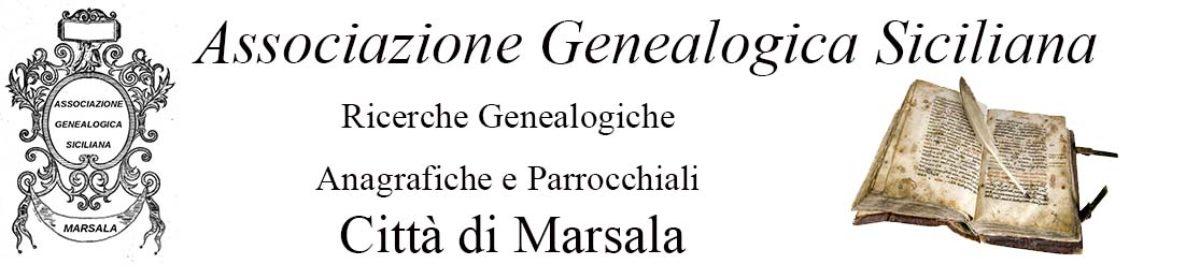 Associazione Genealogica Siciliana- Marsala